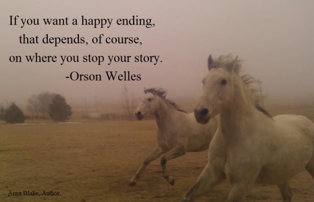 Welles, gallop