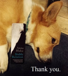 Thank You Cards and a Book Event!