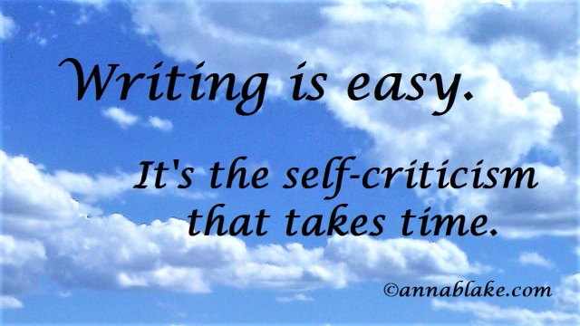 Composing a Writer #2. Just Write