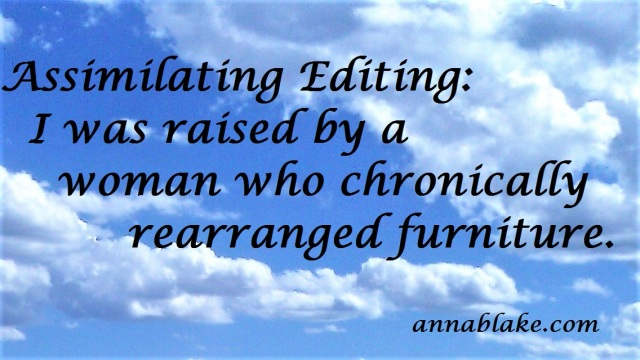 Composing a Writer #8. Editing the Editing